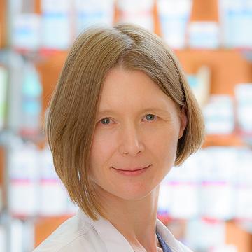 Annette Althaus - Apothekerin